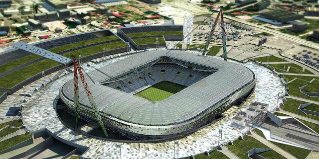 estádios de futebol mais temidos
