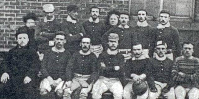 clubes de futebol mais antigos