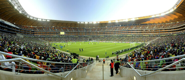 maiores estádios de futebol do mundo