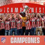Atlético de Madrid Campeão: os melhores dados do último dia de LaLiga