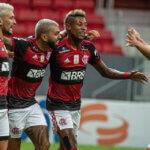 EMBALADO: Com 3 goleadas nos últimos 3 jogos, quem poderá segurar o Flamengo?